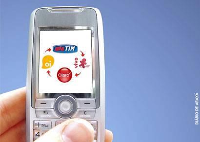 Usuários de telefonia móvel e fixa em Araxá já contam com a portabilidade numérica