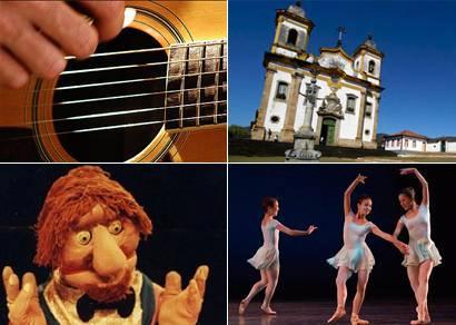 Abertas as inscrições para a criação de Pontos de Cultura em Minas