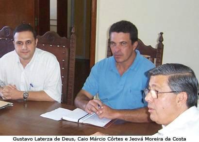 Gerente regional da Emater se reúne com prefeito