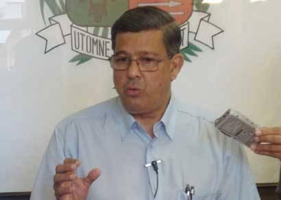 Representantes do futebol amador levam reivindicações ao prefeito