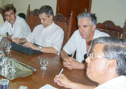 Prefeitura assume dívida de R$ 1,2 mi da Santa Casa