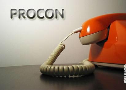 Telefonia no topo das reclamações do Procon de Araxá