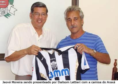 Prefeitura e Araxá Esporte definem parceria
