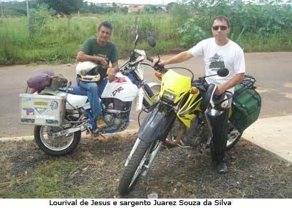 De Araxá à Amazônia em duas rodas