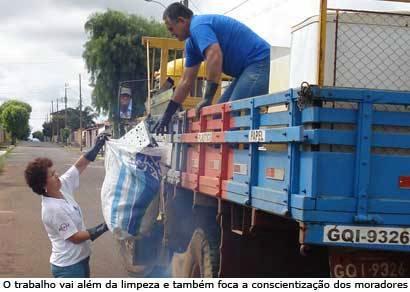 Araxá inicia mutirão de combate à dengue