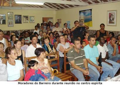Prefeitura e Câmara promovem reunião com moradores do Barreiro