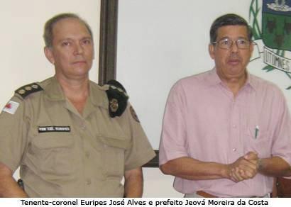 Prefeitura assina convênio com a Polícia Militar