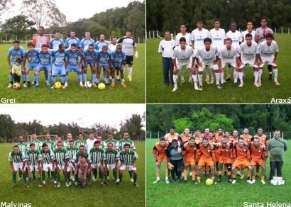 Clubes fazem amistosos de preparação para o Amadorão