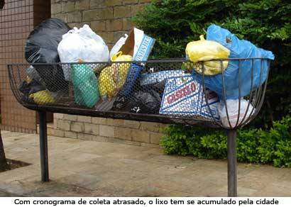 Serviço de coleta de lixo pode ser municipalizado
