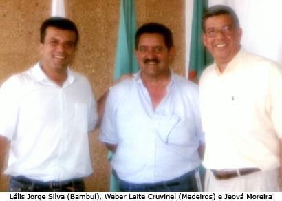 Jeová busca parceiros para a Ampla