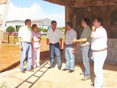 Jeová Moreira visita DI com objetivo de apoiar empresas