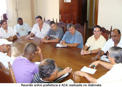 Prefeitura adianta R$ 225 mil à ACA e anuncia construção do sambódromo