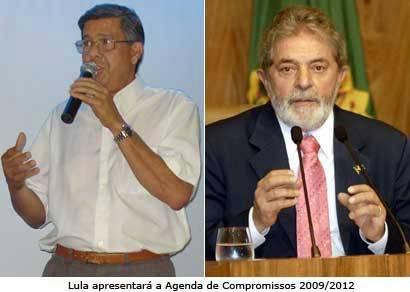 Jeová Moreira participa de encontro com o presidente Lula