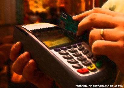 Lojas desrespeitam desconto nas compras à vista com o cartão de débito