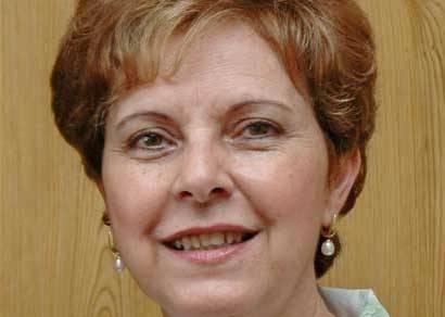 Alda Sandra mantém contato com empresários interessados em investir em Araxá