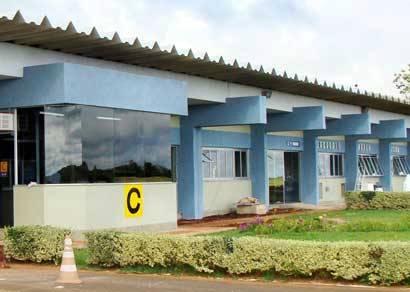 Obras do Aeroporto de Araxá estão perto do fim