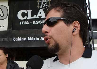 Júnior Brasil fala sobre a consultoria ao Araxá Esporte