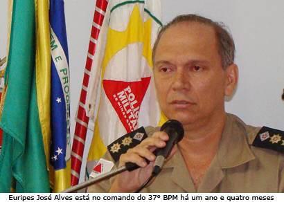 Polícia Militar comemora quatro anos de instalação do 37° Batalhão