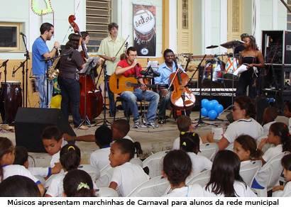 Carnaval Cultural resgata antigas tradições em Araxá