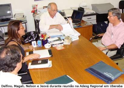 Adesg fecha parceria com a prefeitura para realização de curso