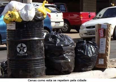 Prefeitura municipaliza coleta de lixo