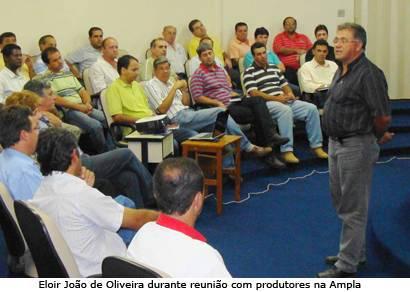Especialista destaca potencialidade de Araxá para a produção de frango