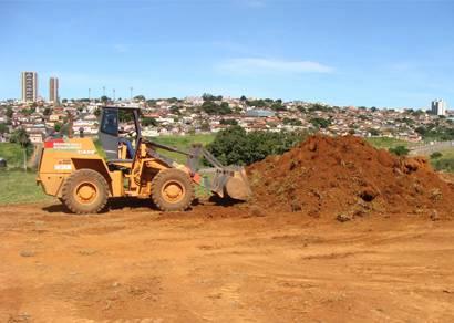 Prefeitura inicia obras do novo Centro Administrativo