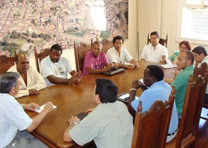 ACA destaca realização do Carnaval em Araxá durante reunião com prefeito