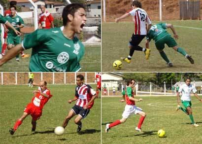 Confira o mercado da bola no futebol amador de Araxá