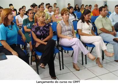 CPPT promove curso de Competências Básicas para o Trabalho