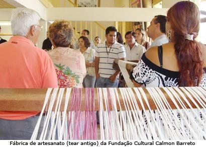 Secretaria promove city tour com empresários nos principais pontos turísticos de Araxá
