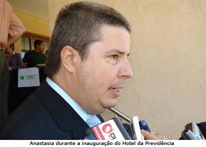 Vice-governador vem a Araxá para inaugurar obras do aeroporto