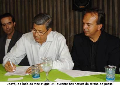Jeová Moreira é empossado presidente da Ampla