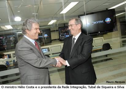 TV de Araxá recebe consignação para transmissão digital