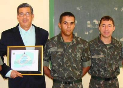 Jeová Moreira é empossado diretor do TG