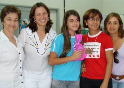 Aluna do Vasco Santos vence Concurso de Frases do CTA