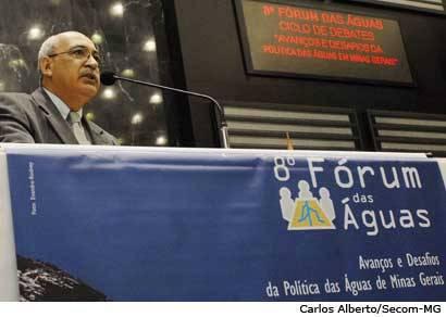 Minas Gerais debate desafios da política das águas