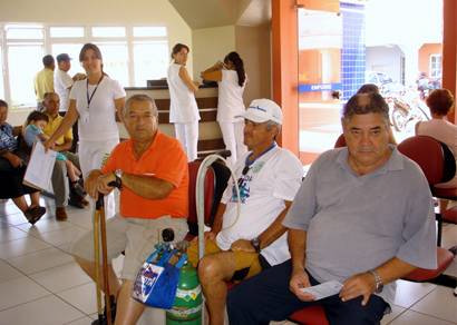 Fisioterapia do Uniaraxá atende comunidade e desenvolve projetos científicos