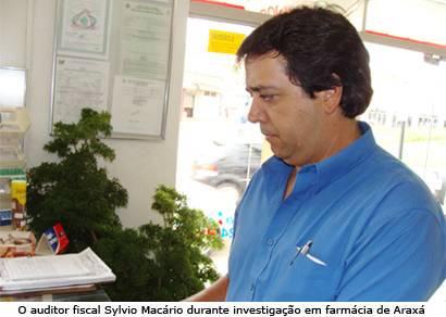 Farmácias com suspeita de sonegação fiscal são investigadas em Araxá
