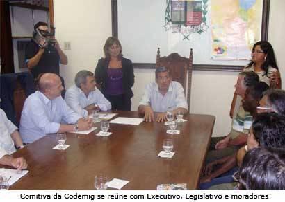 Codemig inicia avaliação de casas do Barreiro
