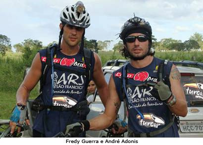 Araxaenses conquistam segundo lugar na primeira etapa do Circuito das Grutas