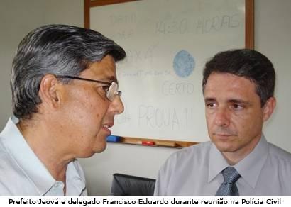 Prefeitura e Polícia Civil querem novo ajustamento para a cessão de servidores
