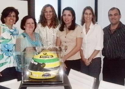 Secretaria de Educação participa de reunião com o Instituto Ayrton Senna