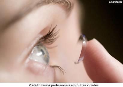 Saúde pública de Araxá está sem oftalmologista