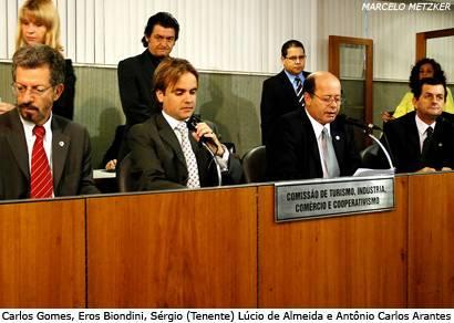 Araxá vai receber audiência da Assembleia para discutir tráfico de mulheres