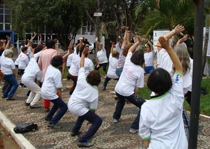 Secretaria comemora o Dia Mundial da Saúde com várias atividades
