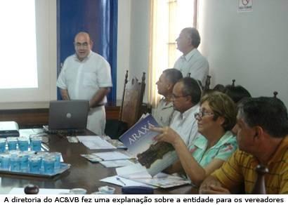 Araxá Convention espera que o Executivo encaminhe convênio para aprovação da Câmara