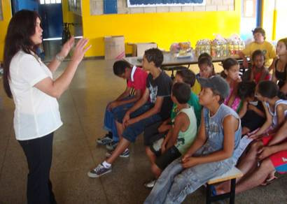 Meninos da Chapadinha promove mostra educativa de combate à dengue