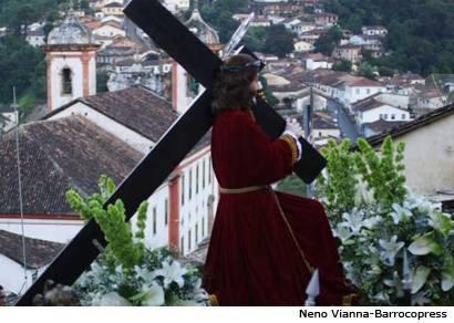 Religiosidade e fé marcam Semana Santa em Araxá e Minas Gerais