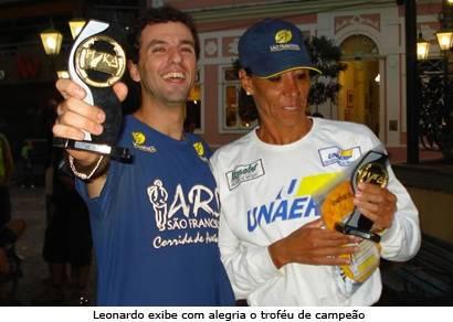 Araxaense Leonardo Guerra conquista primeiro lugar em Botucatu-SP
